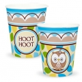 Owl Blue Cups